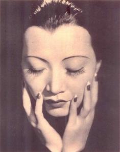 1936 Anna May Wong